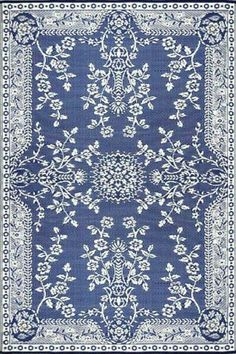 Blue And White Rug Living Room Rooms Navy