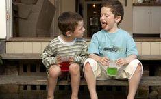 Kleine Jungs sind witzig – aber auch ganz schön anstrengend!