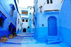 Why so Blue? The Pretty Town of Chefchaouen, Morocco | Gypsy ...