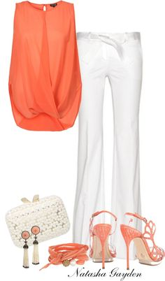 """""""The Yacht White Party"""" by natasha-gayden ❤ liked on Polyvore"""