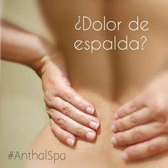 ¿Dolor de Espalda? Pregunta Por Nuestras Promociones del Mes.. Y Haz tu Cita!!  Relájate Con Nosotros.. Vive la Experiencia Anthal #Anthal #SPA #masajes #relajantes #descontracturantes #champi #relax