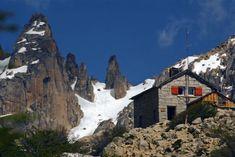 Refugio Frey, Bariloche. Trekking en el Cerro Frey