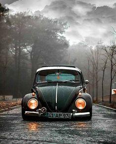 Volkswagen – One Stop Classic Car News & Tips Auto Volkswagen, Vw T1, Volkswagen Beetle Vintage, Beetle Car, Vw Classic, Best Classic Cars, Vw Bugs, Van Vw, Kdf Wagen