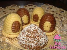 Méhkas süti Hungarian Recipes, Hungarian Food, Muffin, Cookies, Breakfast, Crack Crackers, Morning Coffee, Hungarian Cuisine, Biscuits
