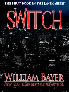 Switch by William Bayer  nook