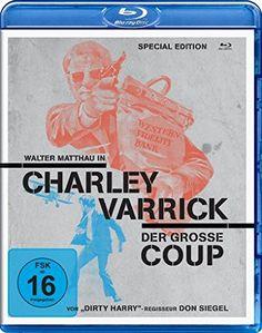 Charley Varrick - Blu-Ray (Koch Media Region B) Release Date: March 19, 2015 (Amazon Germany)