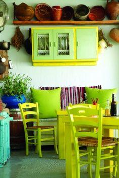 Koufonhsia kafeneio Greece
