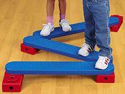 Beginner's Balance Beams  #LakeshoreDreamClassroom