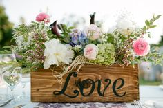Can you imagine something like this as wedding reception table centerpieces?