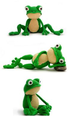 Crochet Fish, Crochet Rabbit, Crochet Birds, Easter Crochet, Crochet Animal Patterns, Crochet Patterns Amigurumi, Stuffed Animal Patterns, Crochet Dolls, Kawaii Crochet