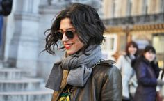 sunnies and scarf
