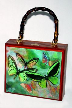 coach factory outlet online,cheap designer bags,designer handbags wholesale,brand name purses,clearance purses Cigar Box Projects, Cigar Box Crafts, Cigar Box Art, Cigar Box Purse, Branded Handbags Online, Altered Cigar Boxes, Cuban Art, Easy Art Projects, Pretty Box