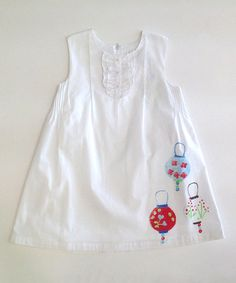 Loving this White Japan Ruffle Swing Dress - Infant, Toddler & Girls on #zulily! #zulilyfinds