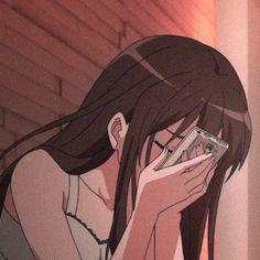 Anime Girl Crying, Sad Anime Girl, Anime Art Girl, Crying Cartoon, Sad Girl, Manga Girl, Anime Girl Triste, Art Anime Fille, Manga Kawaii