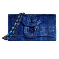 NELL SNAKE - Navy Blue | Elyse & i by Cheet London