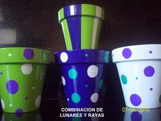 Black with all colors Flower Pot Art, Flower Pot Design, Clay Flower Pots, Flower Pot Crafts, Clay Pot Crafts, Painted Pavers, Painted Clay Pots, Painted Flower Pots, Paint Garden Pots