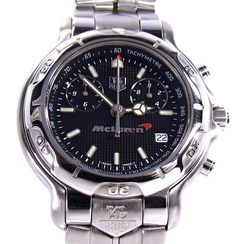 TAG Heuer 6000- McLaren Limited Edition