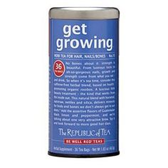 THIS TEA WORKS! For hair and nails! Seriously, I used it for a month...and bam! I normally have short nails. & My hair is heavier.