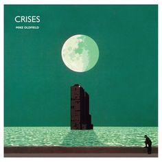 Terry Ilot's art for the Mike Oldfield album CRISES (1983)