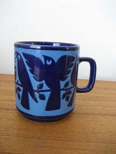 Hornsea Bird Mug