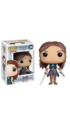 Games Pops Series - PopVinyls.com