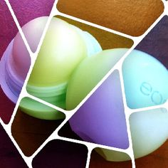 EOS Lip Balm- best lip balm ever!