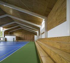 Galería de Gimnasio Colegio Lonquén / COMUN Arquitectos - 2