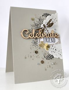 Stampin' Up! Awesomely Artistic, Love for Stamping