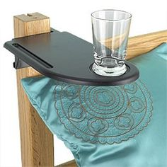 A small table to put on your bedside