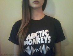 Arctic monkeys. Fashion. Mystyle. Clothes. Teen. Top