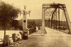 1917년  한강 인도교