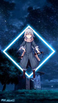 Slime Wallpaper, Manga Anime, Anime Art, Gamer Pics, Art Folder, Cartoon Sketches, Awesome Anime, Anime Characters, Chibi
