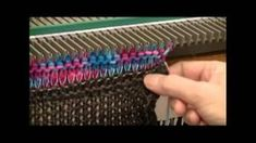 Diana Sullivan Machine Knitting Video Channel - YouTube - Free Craft Lessons