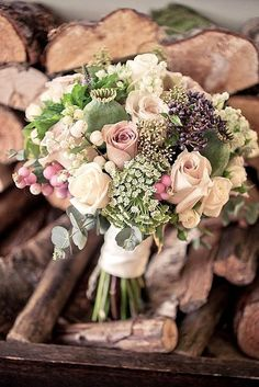 charming fall little wedding bouquets 1 More