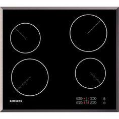 Samsung C61R2AAST/BOL este o plită electrică vitroceramică de culoare neagră, provenită din gama aparatelor electrocasnice de tip încorporabile. Design-ul şi finisajele acesteia o integrează excepţional în orice stil de bucătărie, mai mult decât atât aducând-i …