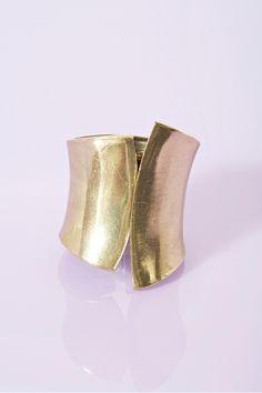 Athena Cuff in Gold