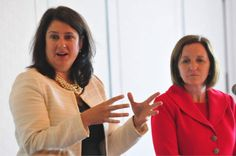 Ambitious women in the Pittsburgh region have made notable strides toward narrowing the gender gap in leadership in recent years, advocates say. 'You see the ...