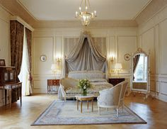 Paris Hotel Boutique Journal: Hotel Le Meurice