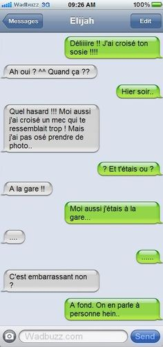 Funny Quotes : Y sont bêtes ! Funny Texts, Funny Jokes, Hilarious, Lol, Funny Images, Funny Pictures, Friendzone, Rage, Funny Text Conversations