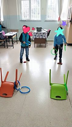 Physical Activities For Kids, School Age Activities, Motor Skills Activities, School Games, Kids Learning Activities, Kindergarten Activities, Preschool Activities, Games For Kids, Indoor Games