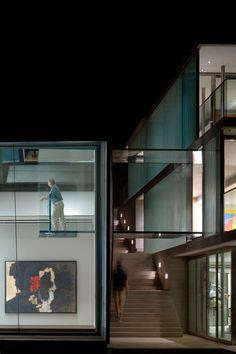 Bohlin Cywinski Jackson | Waipolu Gallery and Studio