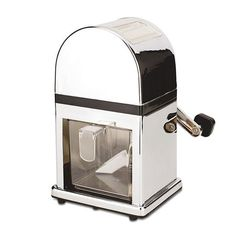 Machine manuelle à glace pilée