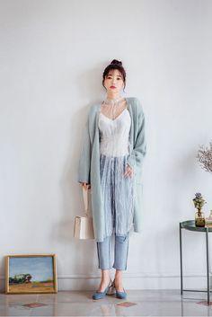 chuu_츄 - 츄(chuu) | 널 몰랐던 때로 dress | daily