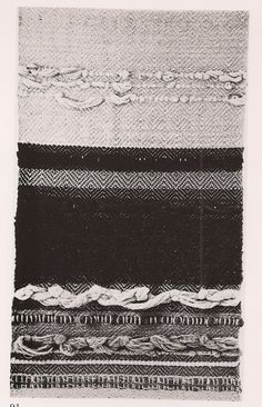 Weaving, love the texture in this piece Textile Texture, Textile Fiber Art, Weaving Textiles, Tapestry Weaving, Loom Weaving, Hand Weaving, Textile Patterns, Print Patterns, Woven Wall Hanging