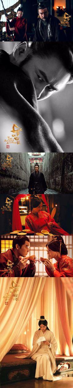 The Advisors Alliance Li Chen Chinese and Korean Period Dramas - möbel boer küchen