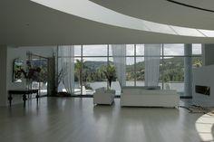 Interior desde acceso