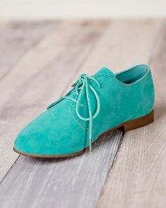 Nessa-61- Suede Oxford - Cents Of Style - 3