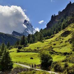 Zermatt,Kanton Wallis,Schweiz  #Switzerland #Mountain