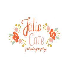 Julie Cate Photography logo, via Flickr.