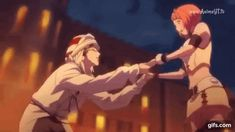 Shingeki no bahamut virgin soul cap 6 dance